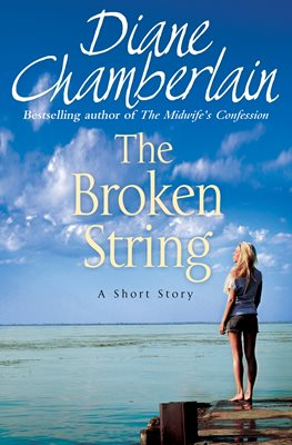 Book cover for The Broken String: A short story