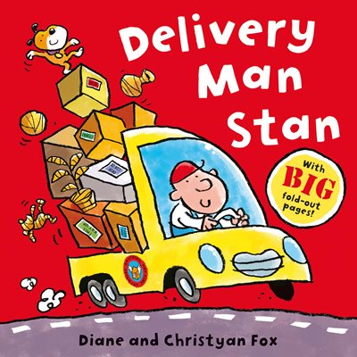 Book cover for Delivery Man Stan