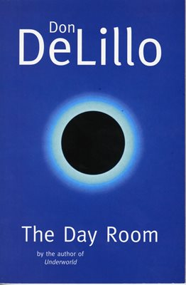 Book cover for The Day Room