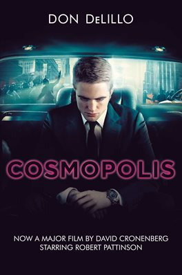 Book cover for Cosmopolis