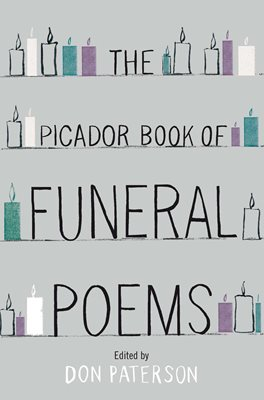 Book cover for The Picador Book of Funeral Poems