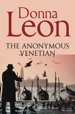 Book cover for The Anonymous Venetian