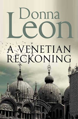 Book cover for A Venetian Reckoning