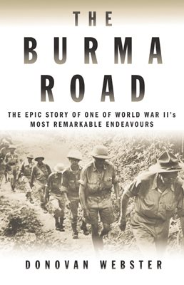Book cover for The Burma Road