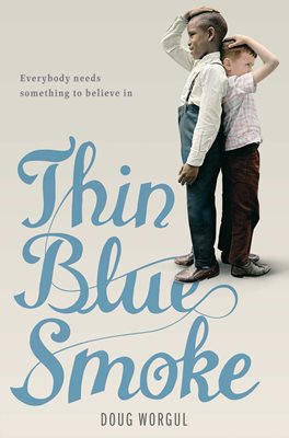 Book cover for Thin Blue Smoke