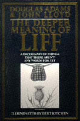 Book cover for The Deeper Meaning of Liff