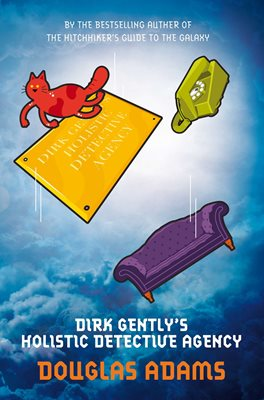 Book cover for Dirk Gently's Holistic Detective Agency