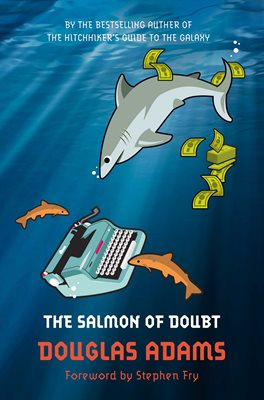Book cover for The Salmon of Doubt