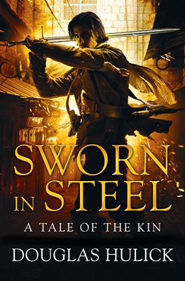 Book cover for Sworn in Steel