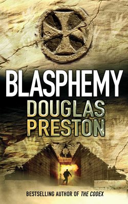 Book cover for Blasphemy