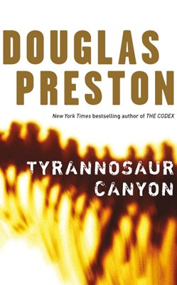 Book cover for Tyrannosaur Canyon