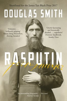 Book cover for Rasputin