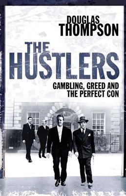 Book cover for The Hustlers