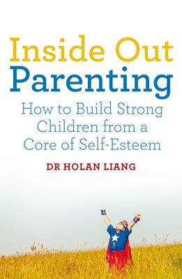 Book cover for Inside Out Parenting