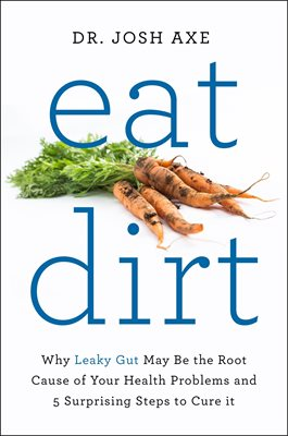 Book cover for Eat Dirt