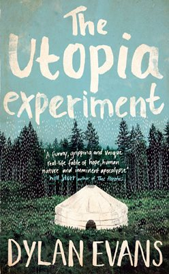 Book cover for The Utopia Experiment