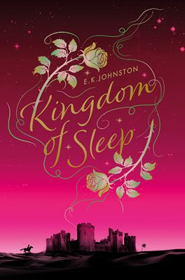 Book cover for Kingdom of Sleep