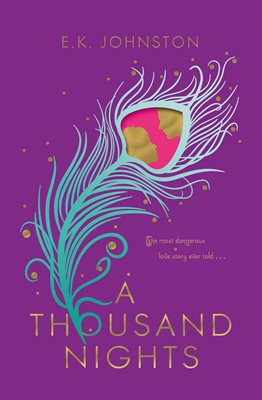 Book cover for A Thousand Nights