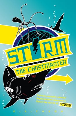 Book cover for S.T.O.R.M. - The Ghostmaster
