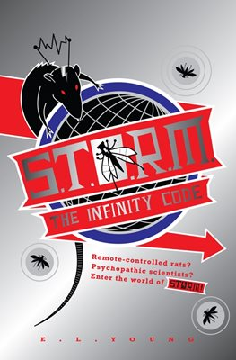 Book cover for S.T.O.R.M. - The Infinity Code