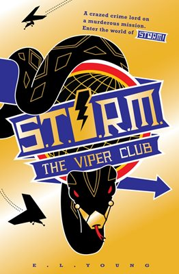 Book cover for S .T. O. R. M. The Viper Club