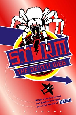 Book cover for S.T.O.R.M. - The Death Web