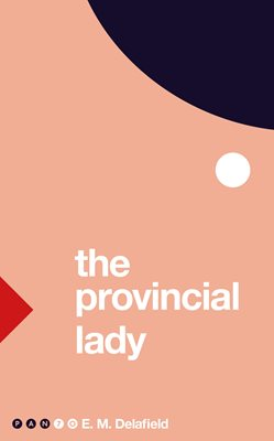 Book cover for The Provincial Lady