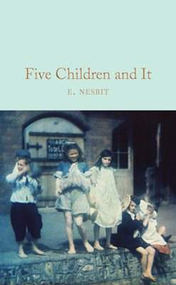 Book cover for Five Children and It