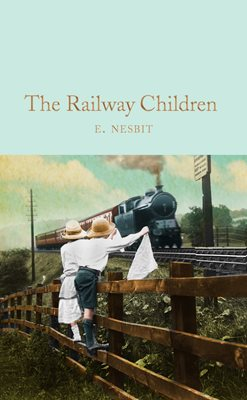 Book cover for The Railway Children
