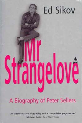 Book cover for Mr Strangelove