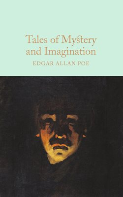 Book cover for Tales of Mystery and Imagination