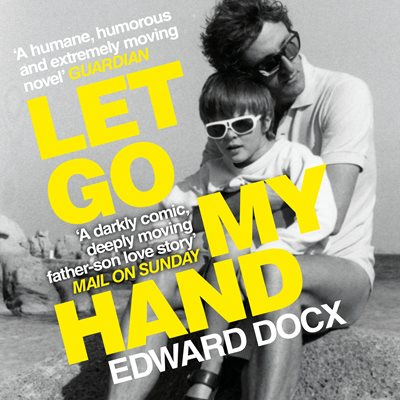 Book cover for Let Go My Hand