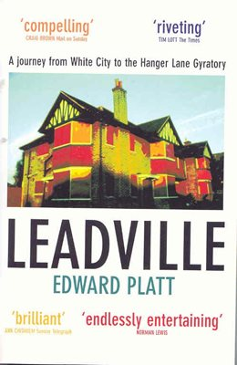 Book cover for Leadville