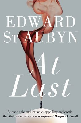 Book cover for At Last