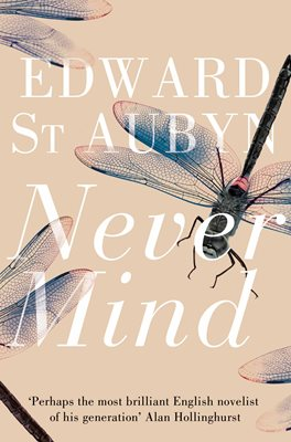 Book cover for Never Mind