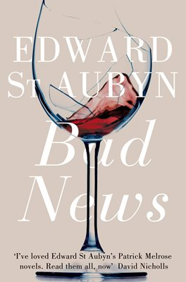 Book cover for Bad News