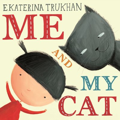 Book cover for Me and My Cat
