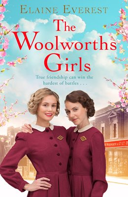 Book cover for The Woolworths Girls