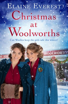 Book cover for Christmas at Woolworths