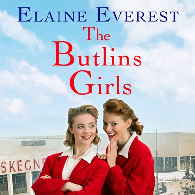 Book cover for The Butlins Girls