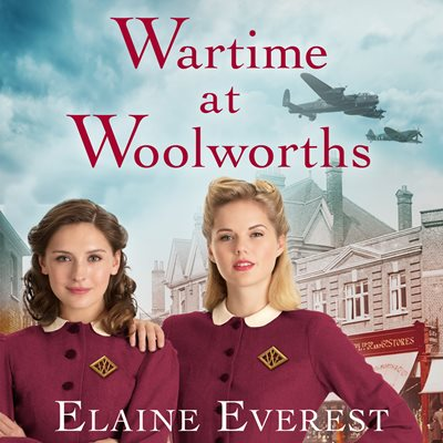 Book cover for Wartime at Woolworths