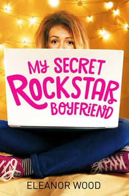 Book cover for My Secret Rockstar Boyfriend