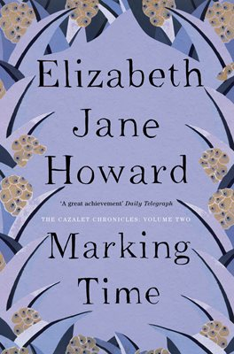 Book cover for Marking Time