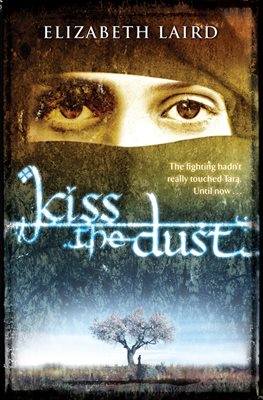 Book cover for Kiss the Dust