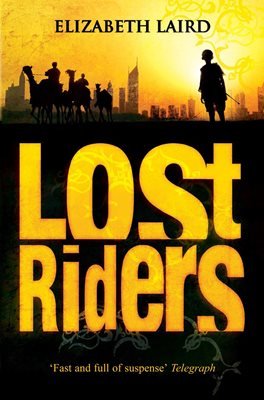Book cover for Lost Riders