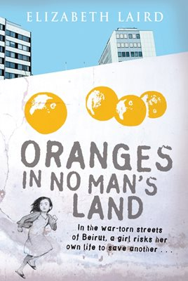 Book cover for Oranges in No Man's Land