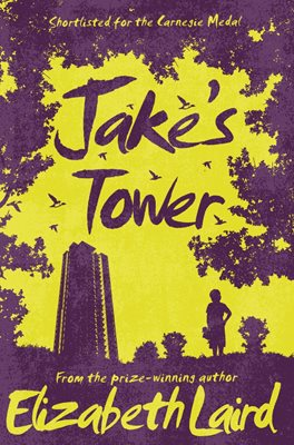 Book cover for Jake's Tower