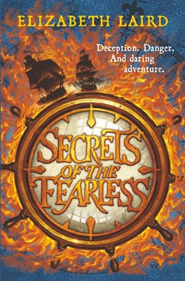 Book cover for Secrets of The Fearless