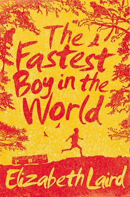Book cover for The Fastest Boy in the World