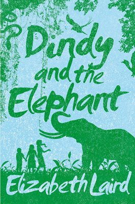 Book cover for Dindy and the Elephant
